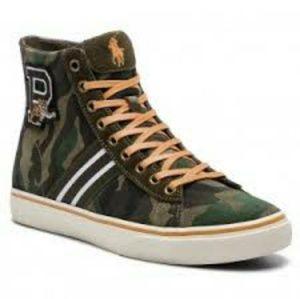 Polo Ralph Lauren Solomon11 Sneaker 🍒🍒